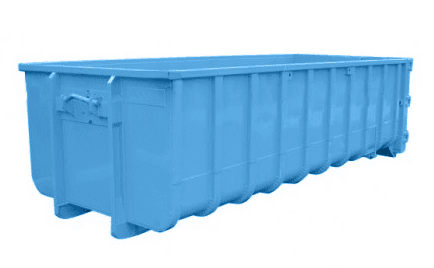 Asbest 20m³ container