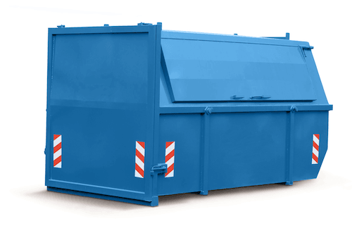 10m³ (gesloten) container