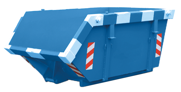 Waste container can be rented at Afzetbak.nl