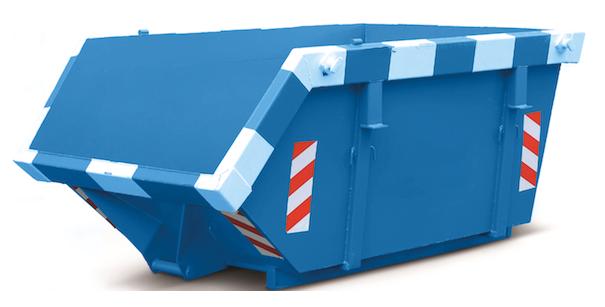 Afvalcontainer huren bij GoedkopeBouwcontainerHuren.nl