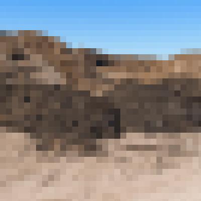 Zand/grondcontainer
