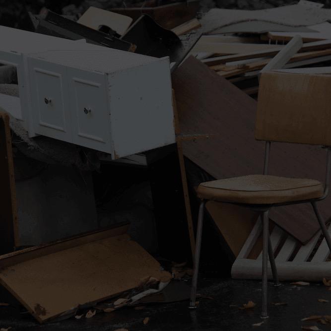 Odpady wielkogabarytowe Afzetbak.nl