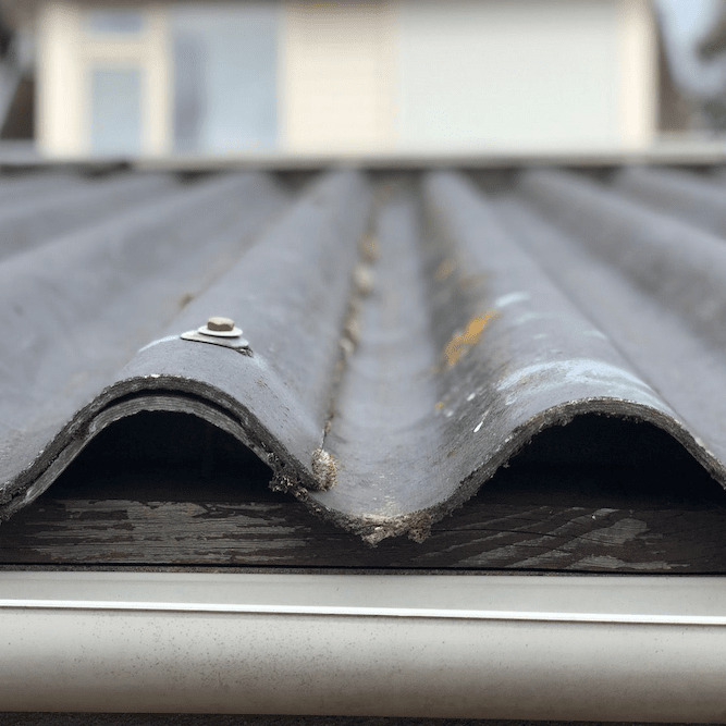 Asbest container huren