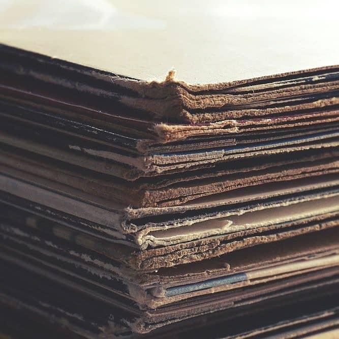 Papier/karton container huren