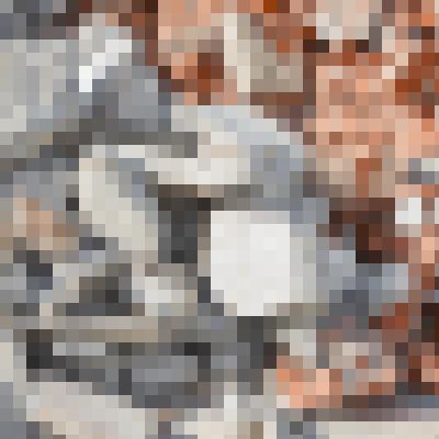 отломки 6m³