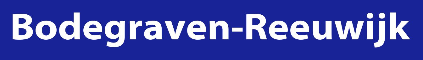 Afvalcontainer huren in Bodegraven-Reeuwijk