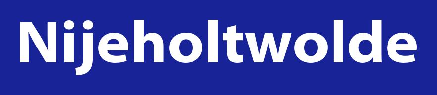 Afvalcontainer huren in Nijeholtwolde