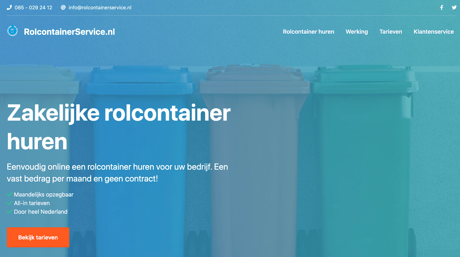 Informatie over RolcontainerService.nl